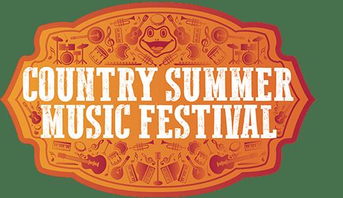 Country Summer Music Festival Logo